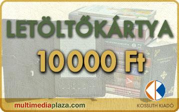 letöltőkartya 10000 Ft