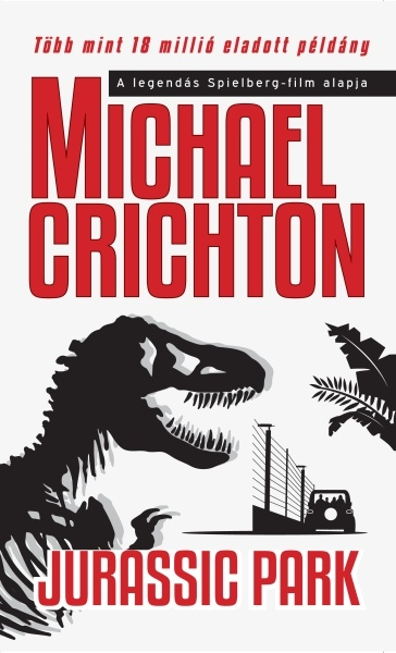 Jurassic Park by Michael Crichton (ebook) - ebooks.com
